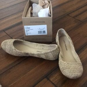 Lucky brand Emmie Natural